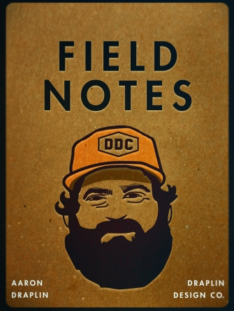 draplin rough draft