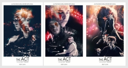 the act poster series